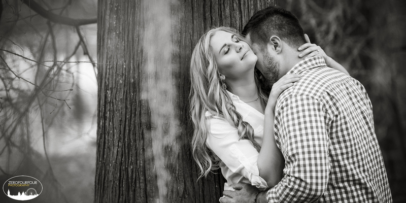 Downtown Baton Rouge Day and Night engagement photo shoot